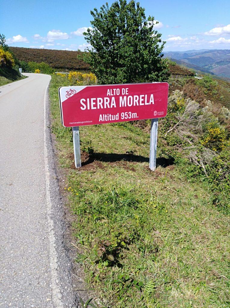 Alto de Sierra Morela por Faquis.