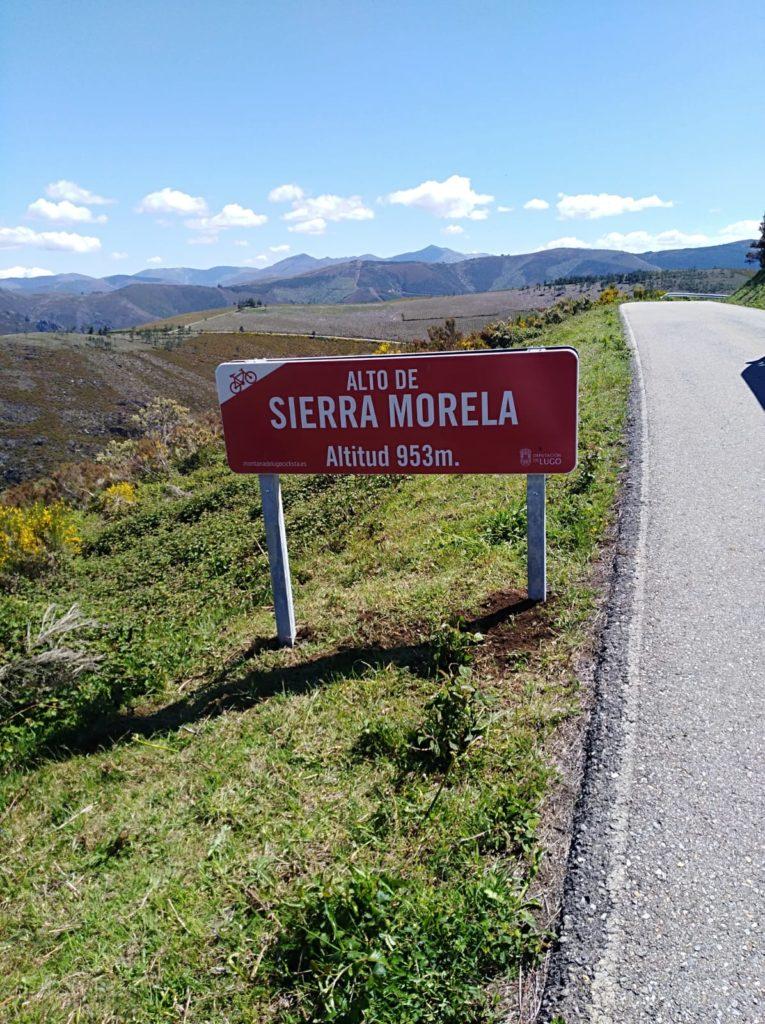 Alto de Sierra Morela vertiente rio Navia.