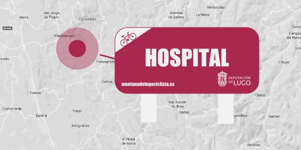 Localización Señalética Hospital.