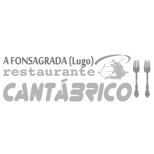 Restaurante Cantábrico. Fonsagrada (Lugo).